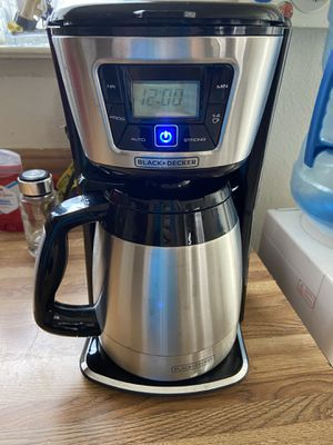 Black and Decker coffee maker for Sale in Las Vegas, NV