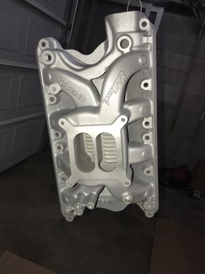 351w intake manifold edelbrock RPM Air Gap for Sale in Alexandria, VA