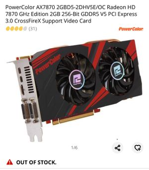 Video card for Sale in Bakersfield, CA