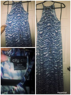 Size 16-Blue maxi dress from City Chic (S) for Sale in Menlo Park, CA