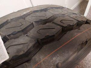 2 Llantas Hankook 11R22.5 Semi Tires for Sale in Odessa, TX
