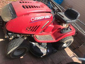 Troy-Bill LTX-1842 lawn tractor for Sale in Phoenix, AZ