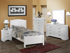 🌲Crown Mark [HOT DEAL] Helene White Youth Bedroom Set for Sale in Berwyn Heights, MD