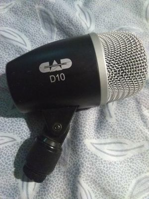 CAD D10 KICK DRUM Microphone for Sale in Stonecrest, GA