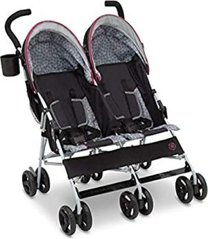 Delta Children Jeep Scout Double Stroller for Sale in Riverview, FL