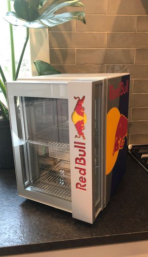 Mini RedBull refrigerator for Sale in Asheville, NC