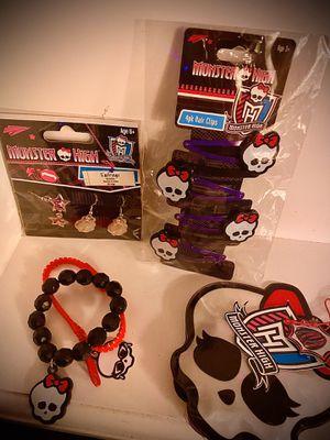 Monster High Accessories Lot for Sale in La Vergne, TN