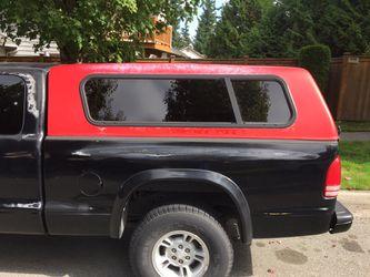 Small truck camper shell 80x62 for Sale in Everett,  WA