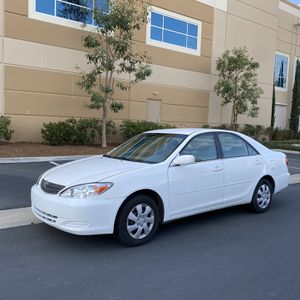2003 Toyota Camry LE 4 Cylinder 126k Miles Registration 2021 for Sale in Corona, CA