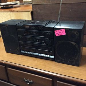 Boom Box for Sale in Bellingham, MA