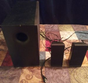 """38"""" Vizo Bluetooth Subwoofer and Speakers for Sale in Tampa, FL"""