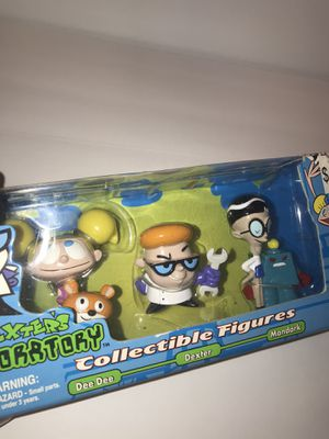 Dexter's Laboratory Action Figures for Sale in Fresno, CA