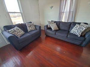 Sofa & Love seat for Sale in Breinigsville, PA