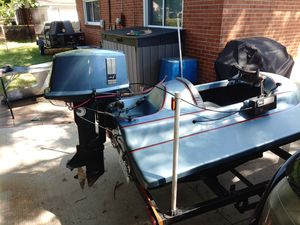 Single man boat for Sale in Madison Heights, MI
