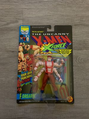 Marvel X-Men Forearm Collectible 1992 Action Figure for Sale in San Diego, CA