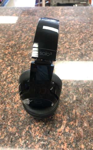 Beats solo3 Bluetooth headphones for Sale in Austin, TX
