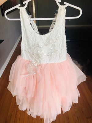 Beautiful flower girl or special occasion dress for Sale in Saint Petersburg, FL