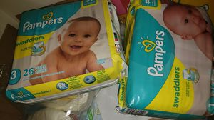 Tons of diapers, wipes, baby soap and baby lotion!! for Sale in Philadelphia, PA