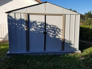 Shed /Utility storage from Home Depot 10x10 for Sale in Pompano Beach, FL