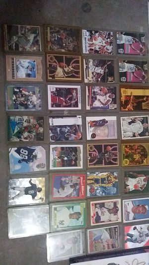 Basketball baseball collectable cards and also comic collectables for Sale in Auburndale, FL