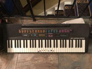 Piano Casio for Sale in Silver Spring, MD