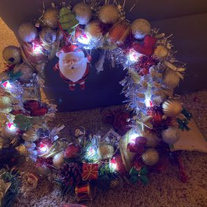 Christmas wreaths for Sale in Clayton, NC
