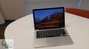 2013 Macbook pro 15 retina. incorporated 720p FaceTime HD webcam. We give volume discounts. for Sale in Glendale, AZ