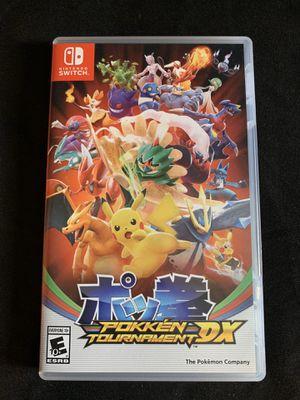 Pokémon tournament DX Nintendo switch for Sale in Bellflower, CA