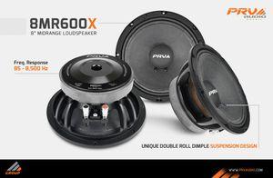 """PRV PRO AUDIO 8MR600X 8"""" X-TREME MIDRANGE LOUDSPEAKER 8 OHMS for Sale in Orlando, FL"""