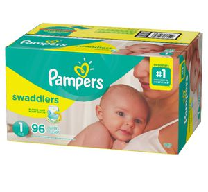 Pamper swaddlers for Sale in Denver, CO