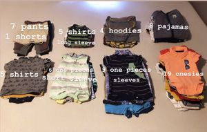 baby boy clothes 3 months for Sale in Philadelphia, PA