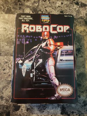 Neca Reel Toys, Robocop, 8 bit new inspired action figure for Sale in Crystal City, MO
