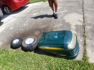 Craftman riding lawn mower parts. for Sale in Kissimmee, FL