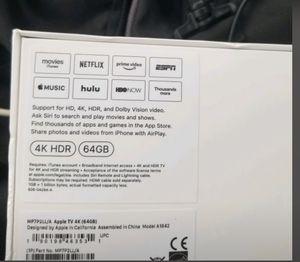 Apple TV 4k with tweaked movie and tv show app for Sale in Virginia Beach, VA
