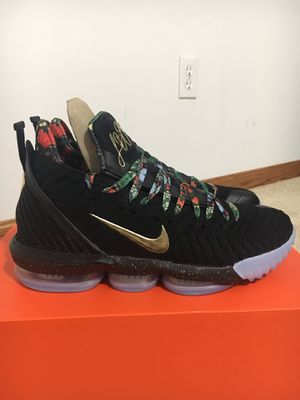 Lebron 16 Watch The Throne DS Size 11 for Sale in Pittsburgh, PA