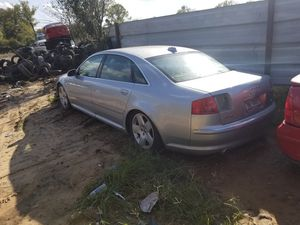 2004 Audi A8 for parts for Sale in Dallas, TX
