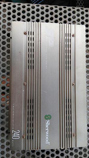 Sherwood Amplifier for Sale in Kent, WA