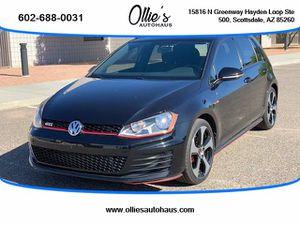 2016 Volkswagen Golf GTI for Sale in Scottsdale, AZ
