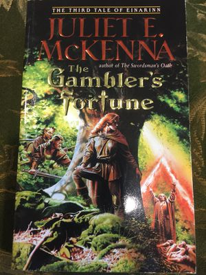 The Gambler's Fortune Fantasy Fiction Book, Novel. By Juliet E. McKenna for Sale in Cupertino, CA
