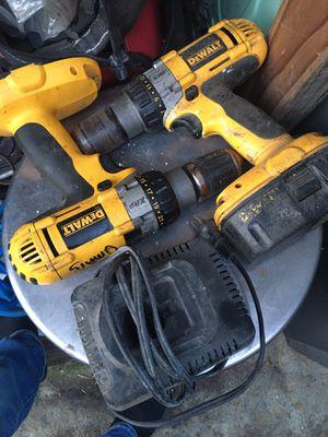 Dewalt drills for Sale in Oakland, CA