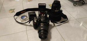 Nikon D5200 DLSR PROFESSIONAL CAMERA for Sale in San Gabriel, CA