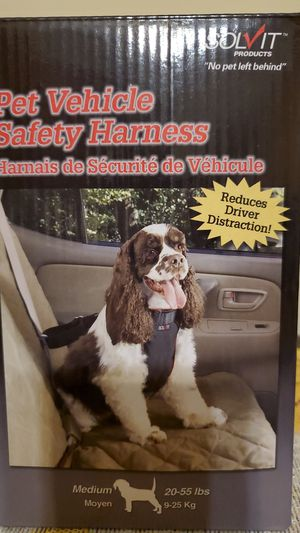 Dog seat belt for Sale in Chicago, IL