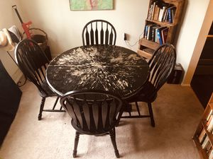 Dining Room Table & Chairs for Sale in Bailey's Crossroads, VA