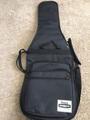 Ibanez miKro Series Electric Guitar Gig Bag for Sale in Pflugerville, TX