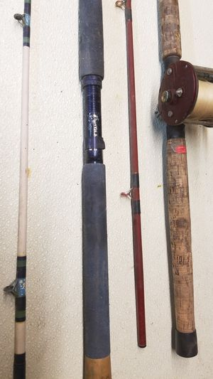 Penn 209 fishing reel with 2 rods for Sale in Carol Stream, IL