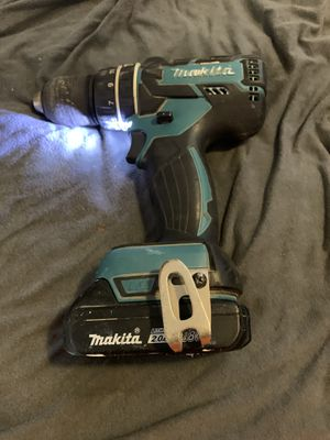 Makita drill BL MOTOR for Sale in Santa Ana, CA