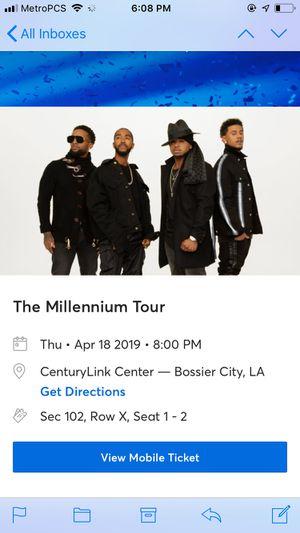 The Millennium Tour for Sale in Bossier City, LA