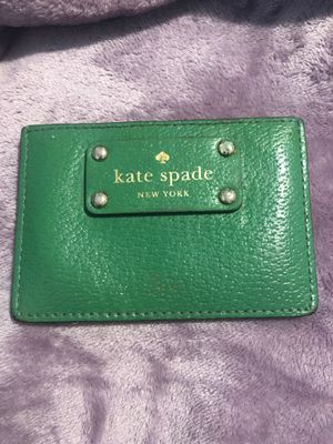 Small Kate Spade Card Case for Sale in San Diego, CA