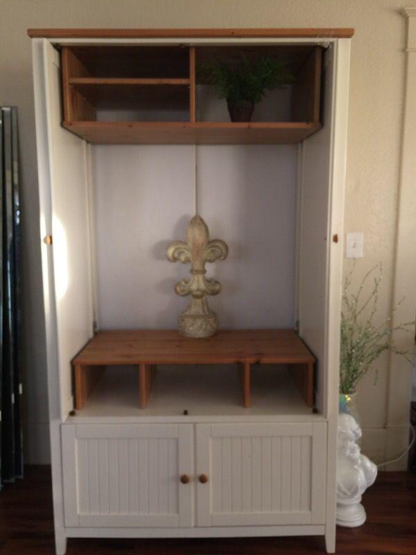 Sale In Armoire For TacomaWa Ikea White Offerup Visdalen lF1J3TKc