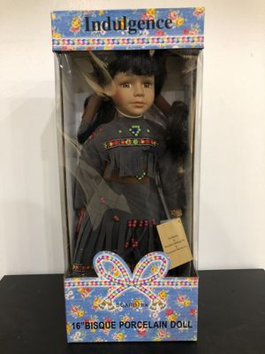 Collectible Antique Porcelain Doll for Sale in ROWLAND HGHTS, CA